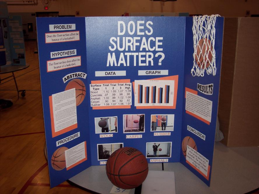sample science fair research paper